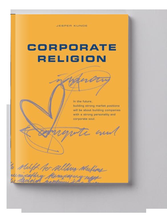 Йеспер Кунде — Корпоративная религия