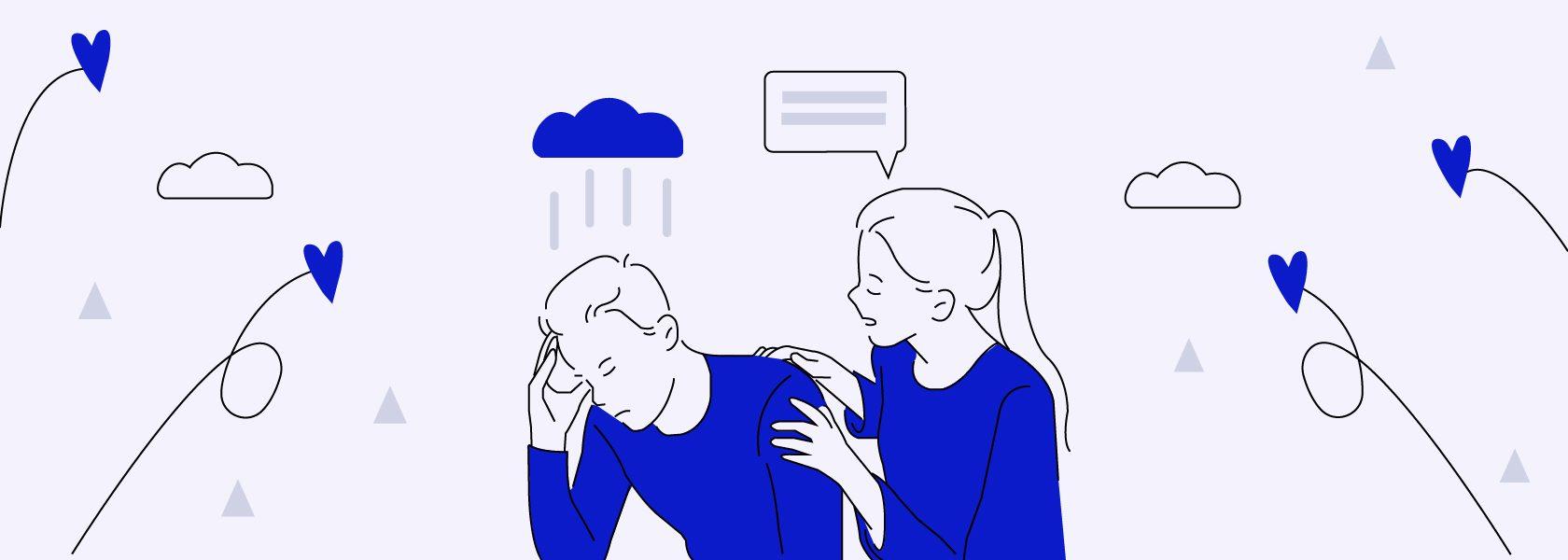 Как пережить потерю близкого
